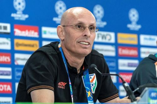 Indian coach Stephen Constantine