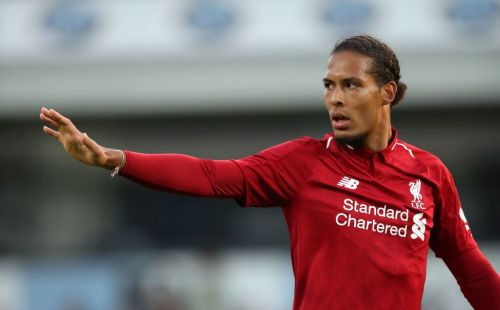 Virgil Van Dijk is one of the best defenders in the world at the moment