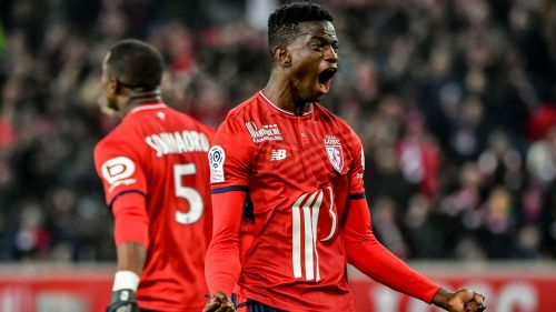 Image result for nicolas pepe lille