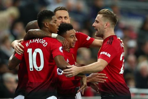 Manchester United are in terrific form under Ole Gunnar Solskjaer