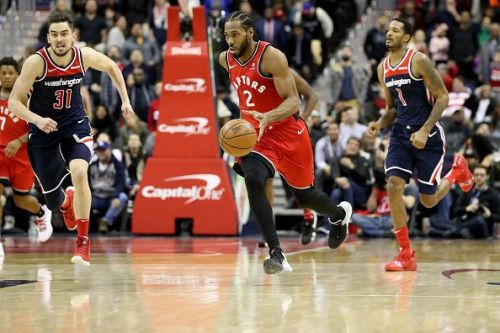 Toronto survive the mess they created and come up with their fifth straight victory via a thrilling 140-138 win over the Washington Wizards