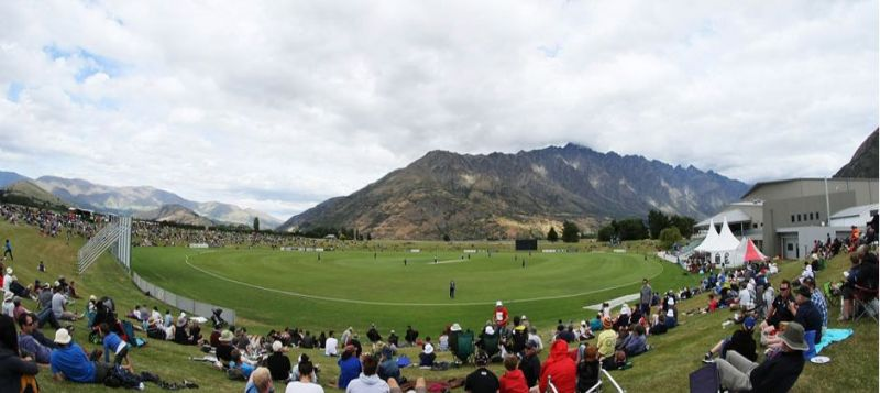 Queenstown Event Centre, the