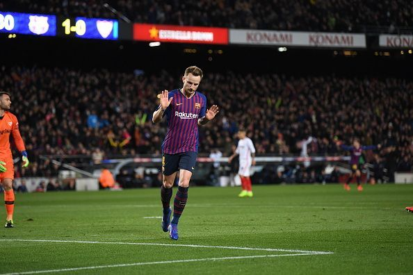 70dad9d9a FC Barcelona v Sevilla - Copa del Rey Quarter Final