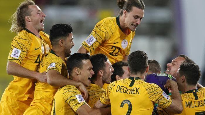 Australia nearly suffered a major upset but Matt Ryan
