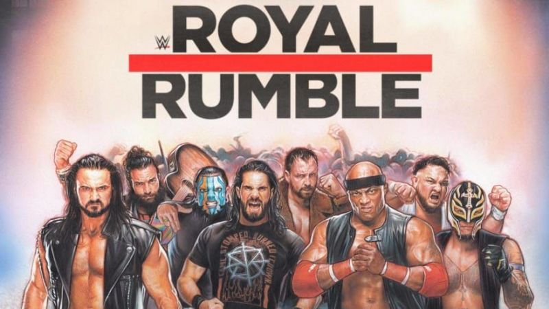Image result for WWE Royal Rumble 2019