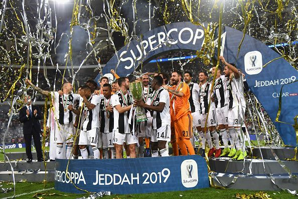 Juventus Italy Map.Super Coppa Italiana 2018 19 Ac Milan 0 1 Juventus 5 Talking Points