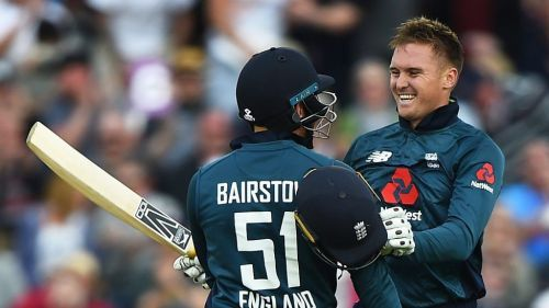 Every side needs a good start, England's openers are more than just capable