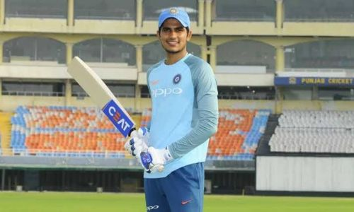 Shubman Gill was the star in India's U-19 World Cup win in 2018