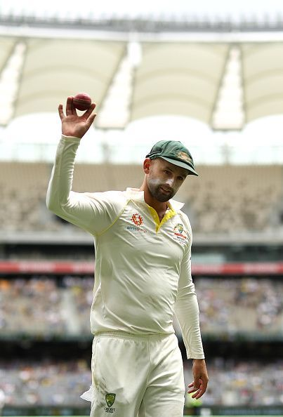 Nathan Lyon with an outstanding effort with the ball was the difference between the two sides