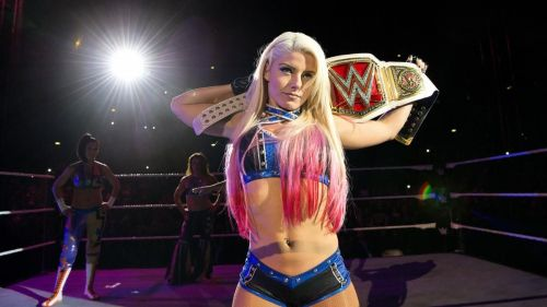 One of Monday Night Raw's brightest stars could be on her way back to the ring