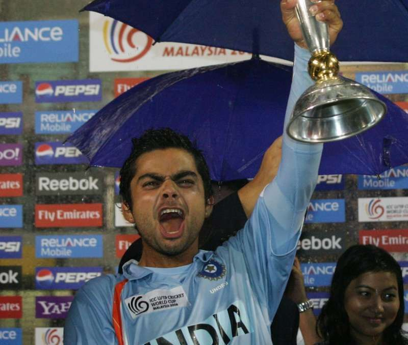 2008 - ICC Under 19 World Cup