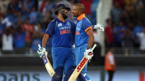 Rohit Sharma and Shikhar Dhawan are key to India's success in World Cup 2019.