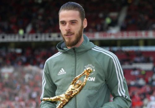 De Gea is a safe pair of hands for United