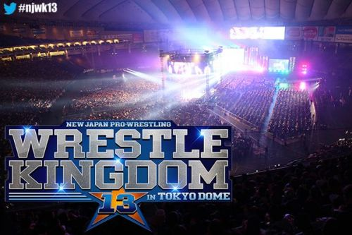 WK13 had an attendance of 38,162 spectators, the best of NJPW in 16 years