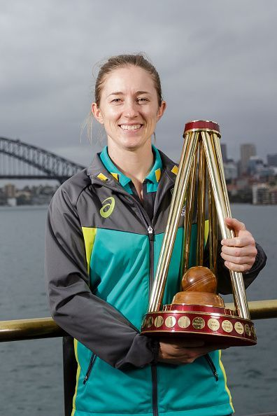 Australian Women's Ashes Squad Announcement
