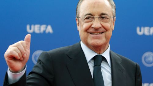 Perez is all set to bring in Madrid's first signing of the winter transfer window