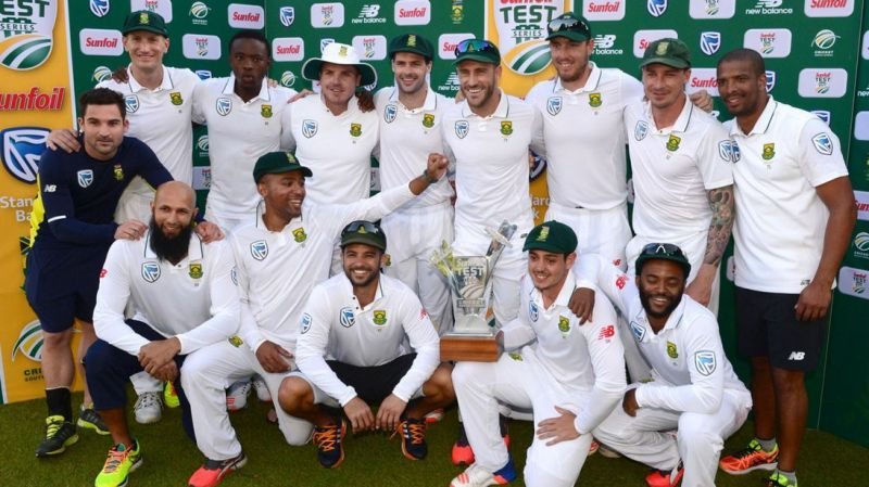 South africa test cricket team