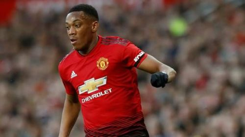 Martial scored United's best goal so far this campaign