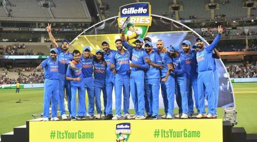 After conquering Australia, the Indian team will look to conquer New Zealand.