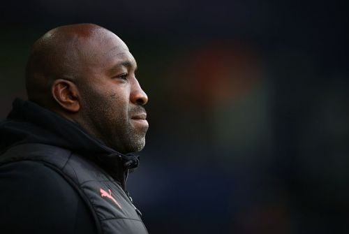Darren Moore (above) couldn't keep West Bromwich Albion in the Premier League, but the club received a healthy bonus