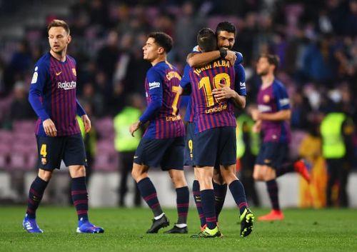 17+ Barcelona Vs Girona Lineup Background