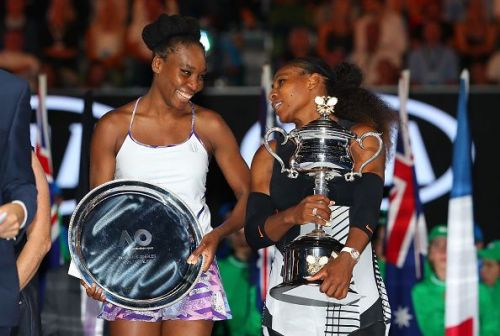 Venus may get a chance to 'avenge' her 2017 Australian Open final loss to Serena in the fourth round.