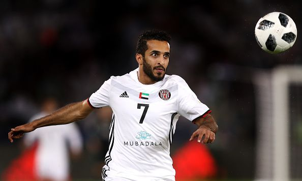 Ali Mabkhout may have regained his form back after scoring his