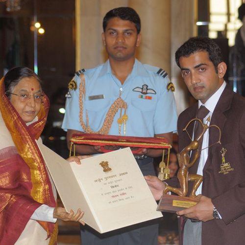 Gautam Gambhir name announce for Padma shri award