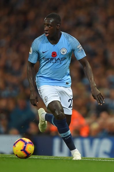 Benjamin Mendy is set to return back into the Manchester City starting XI