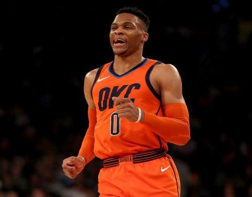 Oklahoma City Thunder beat Portland Trail Blazers