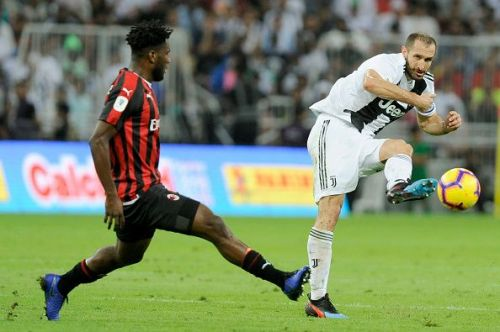 Kessie needs to be more disciplined