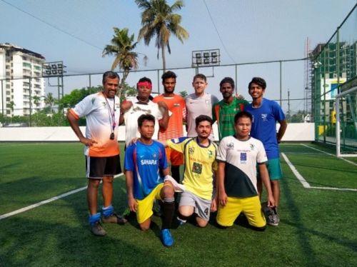 Indian Blind Football Team