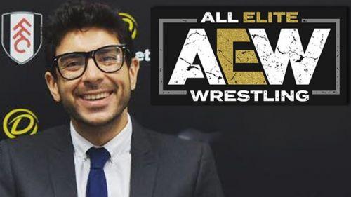 Tony Khan is the president of All Elite Wrestling