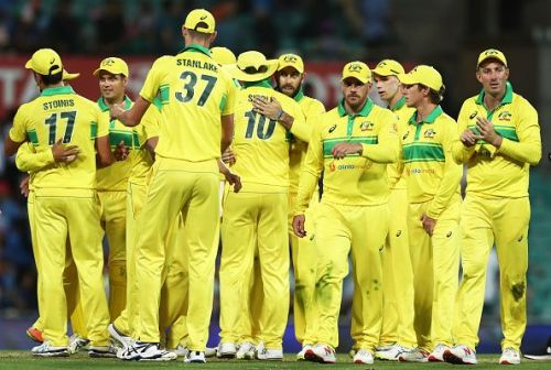 Australia won their 1st ODI of 2019