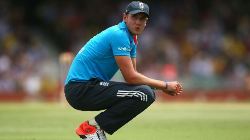 Stuart Broad has been unable to make a return in England