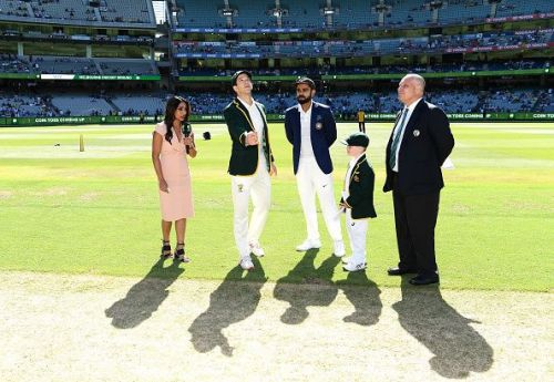 Winning the toss on 3 occasions helped India to have an upper hand over Australia