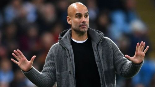 Guardiola has spoken about Man City's transfer plans.