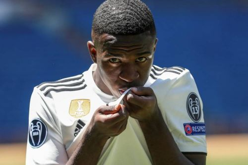 Vinicius Junior has started getting more playing time in Real Madrid