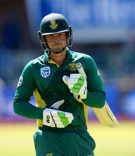 Momentum ODI Series: 4th ODI: South Africa v Australia