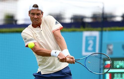 Berdych, returning from injury, will pose a serious threat for Edmund on Day One