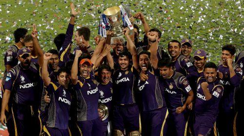 Kolkata Knight Riders last won the championship in 2014