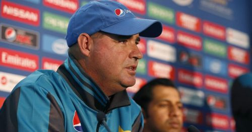 Image result for mickey arthur comment over pitch
