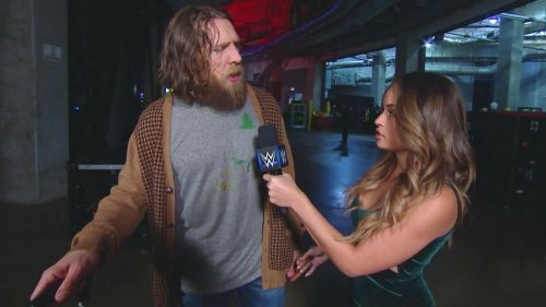 Daniel Bryan and AJ Styles could get into quite a fight before their Royal Rumble clash