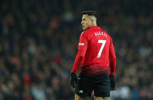 Alexis Sanchez is set to make the first appearance for Manchester United under Solskjaer