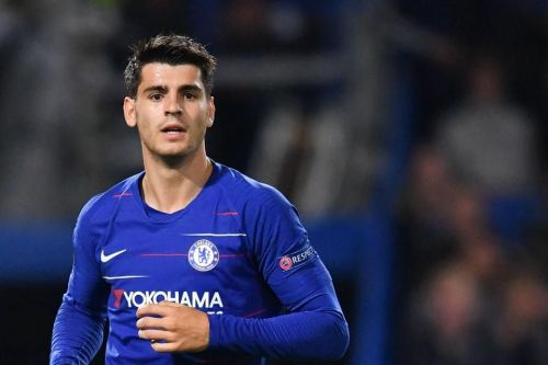Alvaro Morata has been culpable for most of Chelsea's big chance-misses this season