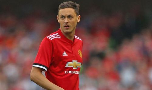 Nemanja Matic must play at a high level for United