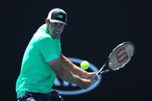 Reilly Opelka upset John Isner to knock the World number ten out