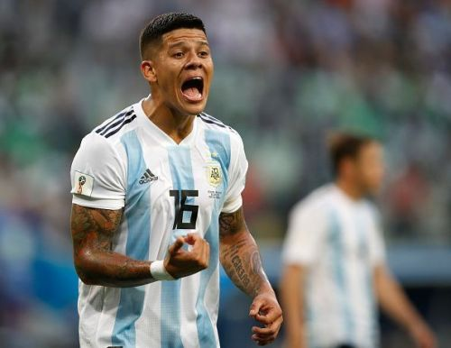 Rojo hasn't played as well in a red shirt