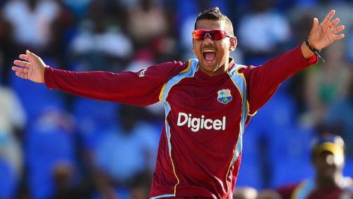 Sunil Narine from West Indies has become a potent all-rounder