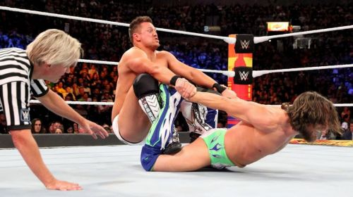 Miz stole plenty of Bryan's own moves during their 2018 feud.
